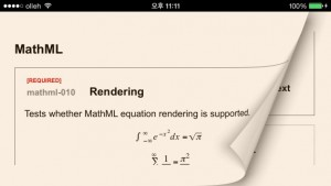 mathml-l-ios